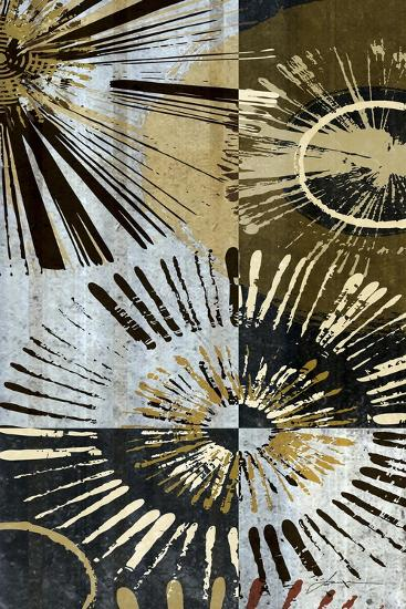 Outburst II-James Burghardt-Art Print