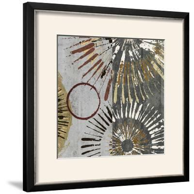 Outburst Tiles II-James Burghardt-Framed Photographic Print