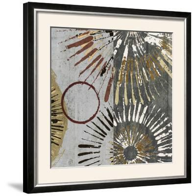 Outburst Tiles II-James Burghardt-Framed Photographic Print