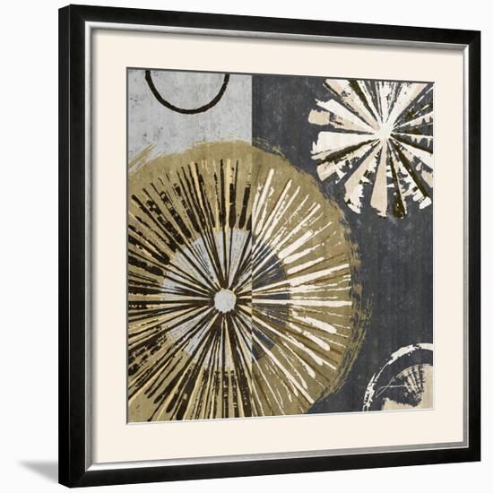 Outburst Tiles IV-James Burghardt-Framed Photographic Print