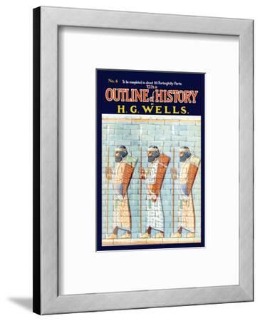 Outline of History by H.G. Wells, No. 6: Warriors