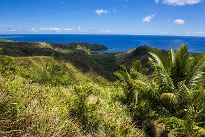 Outlook over Cetti River Valley in Guam, Us Territory, Central Pacific, Pacific-Michael Runkel-Photographic Print