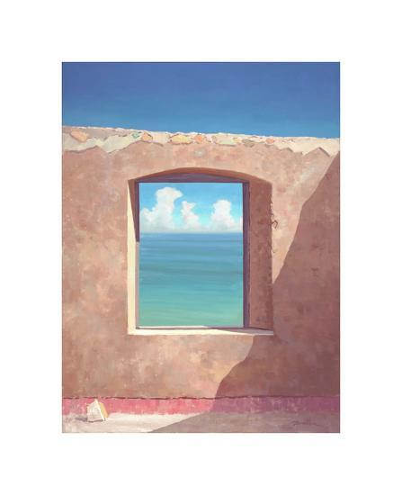 Outside Looking Out-Fenner Ball-Giclee Print