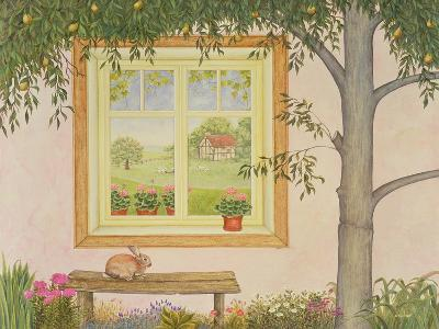 Outside Out-Ditz-Giclee Print