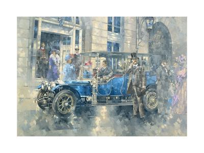 Outside the Ritz-Peter Miller-Giclee Print