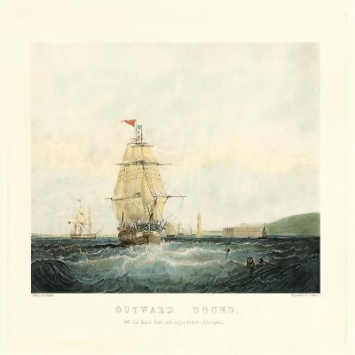 Outward Bound-Samuel Walters-Art Print