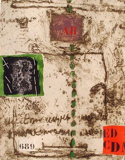 Ouverture bleue-James Coignard-Limited Edition