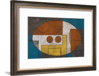 Oval, 2006-Peter McClure-Framed Giclee Print