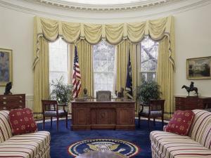 Oval Office the White House Washington, D.C. USA