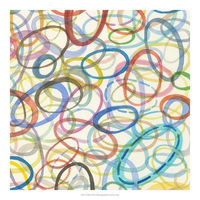 Oval Palette I-Nikki Galapon-Premium Giclee Print