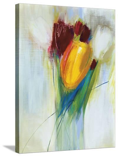 Ovazione-Karen Lorena Parker-Stretched Canvas Print