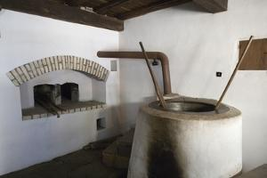 Oven for Baking Bread