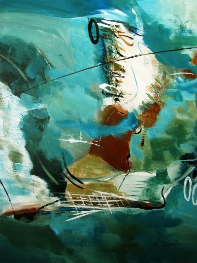 Over Land And Sea-Ruth Palmer-Art Print