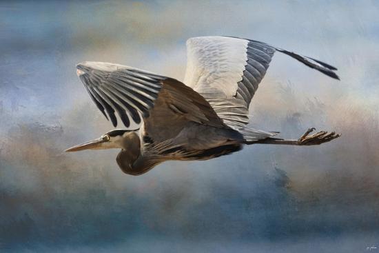 Over Ocean Skies-Jai Johnson-Giclee Print