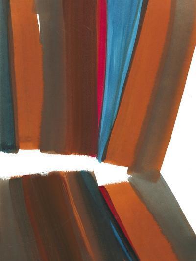 Over Pass V-Jodi Fuchs-Art Print