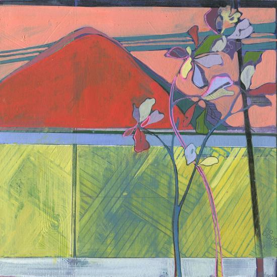 Over the Fence-Charlotte Evans-Giclee Print