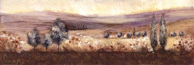 Over the Horizon I-Rosie Abrahams-Art Print