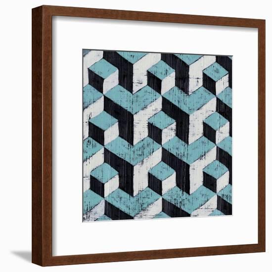 Over Under I-Chariklia Zarris-Framed Premium Giclee Print