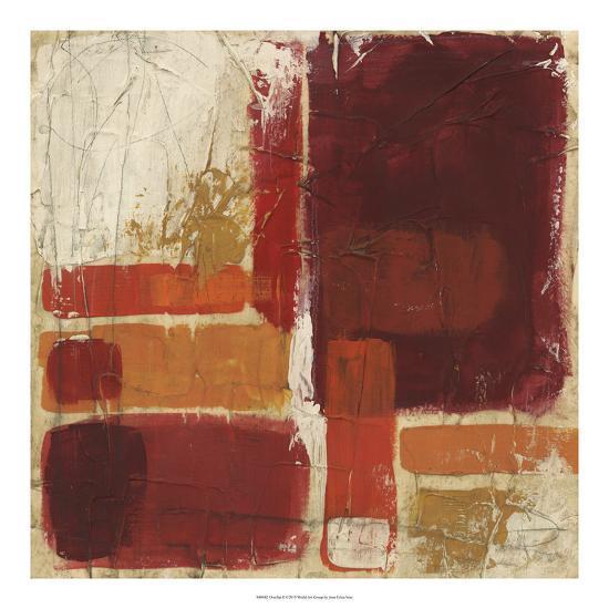 Overlap II-June Erica Vess-Giclee Print