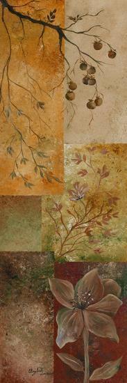 Overlapping Squares II-Elizabeth Londono-Premium Giclee Print