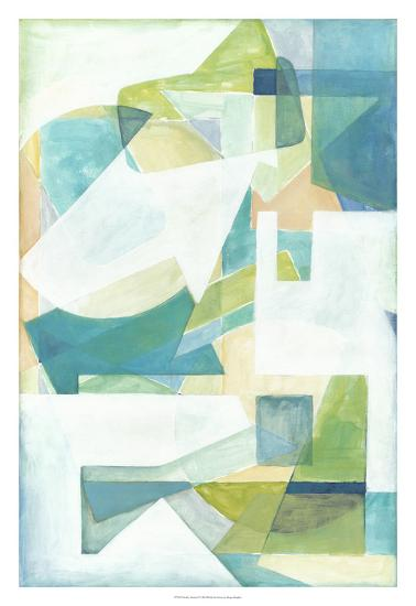 Overlay Abstract I-Megan Meagher-Premium Giclee Print