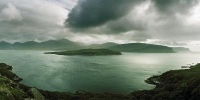 Overlooking a Portion of Loch Na Keal-Macduff Everton-Photographic Print