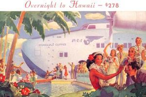 Overnight to Hawaii