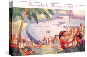 Overnight to Hawaii