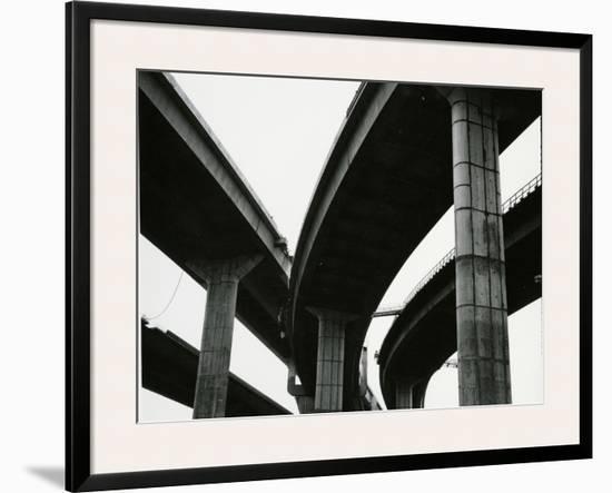 Overpass, Oregon, 1970-Brett Weston-Framed Photographic Print