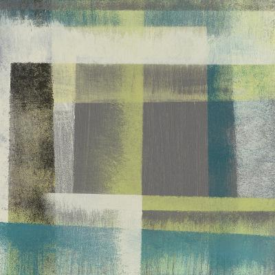 Overspray II-Jennifer Goldberger-Art Print