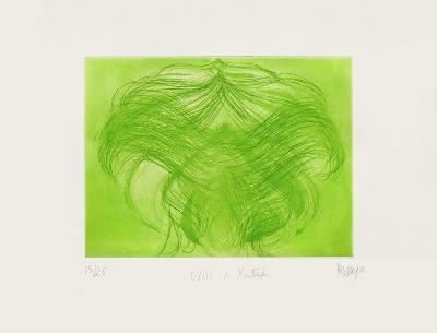 Ovni de Printemps II-Jean Messagier-Limited Edition