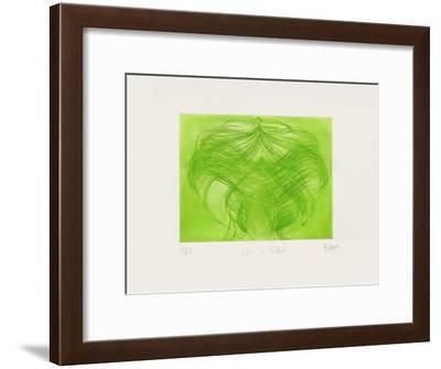 Ovni de Printemps II-Jean Messagier-Framed Limited Edition