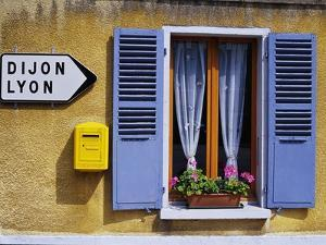 Mailbox by Open Window by Owen Franken