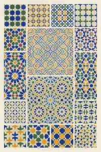 Moorish Design by Owen Jones