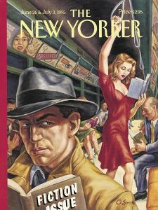 The New Yorker Cover - June 26, 1995 by Owen Smith