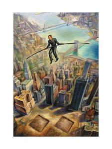The New Yorker Cover - September 11, 2006 by Owen Smith