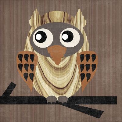 Owl 1-Erin Clark-Giclee Print
