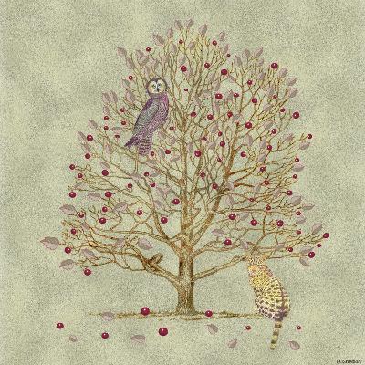 Owl and Pussycat 5-David Sheskin-Giclee Print