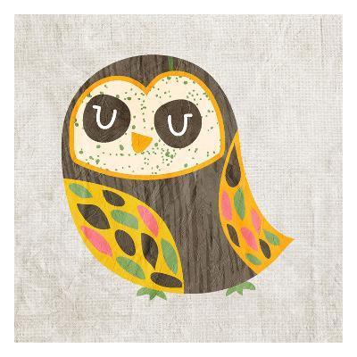 Owl Love 4-Kimberly Allen-Art Print