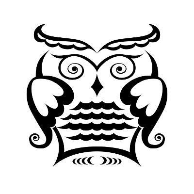 Owl-matik22-Art Print