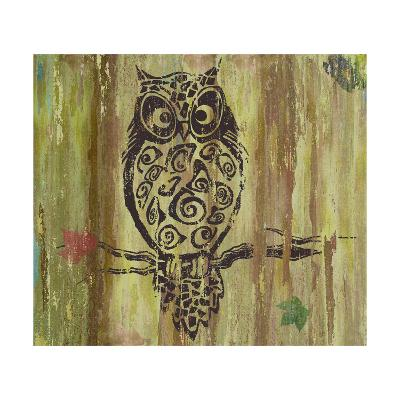 Owl-Karen Williams-Giclee Print
