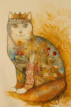 Armenia Cat by Oxana Zaika