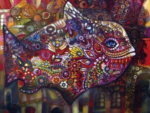 Magic Fish by Oxana Zaika