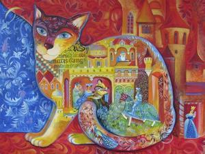 Middle Ages by Oxana Zaika