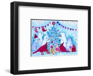 We Decorate The Christmas Tree by Oxana Zaika