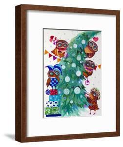 White Christmas by Oxana Zaika