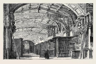 Oxford: the Bodleian Library--Giclee Print