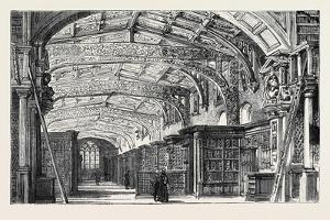 Oxford: the Bodleian Library