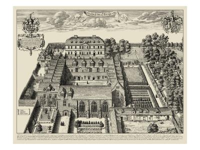 Oxford View--Art Print
