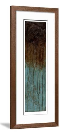 Oxidized Copper IV-Jennifer Goldberger-Framed Limited Edition
